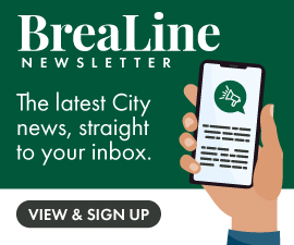 BreaLine Newsletter