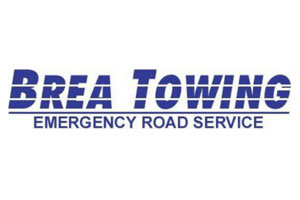 brea towing logo